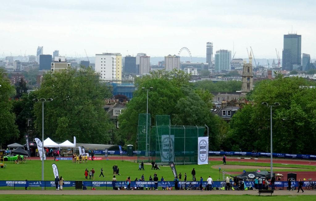 Parliament Hill Athletics Track