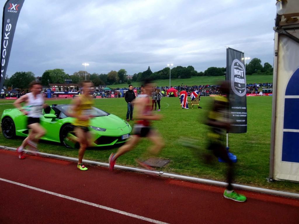 Men's Championship Race