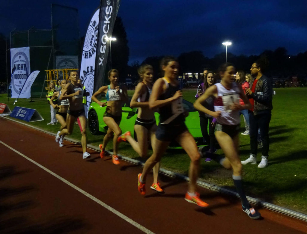 Women's Championship Race