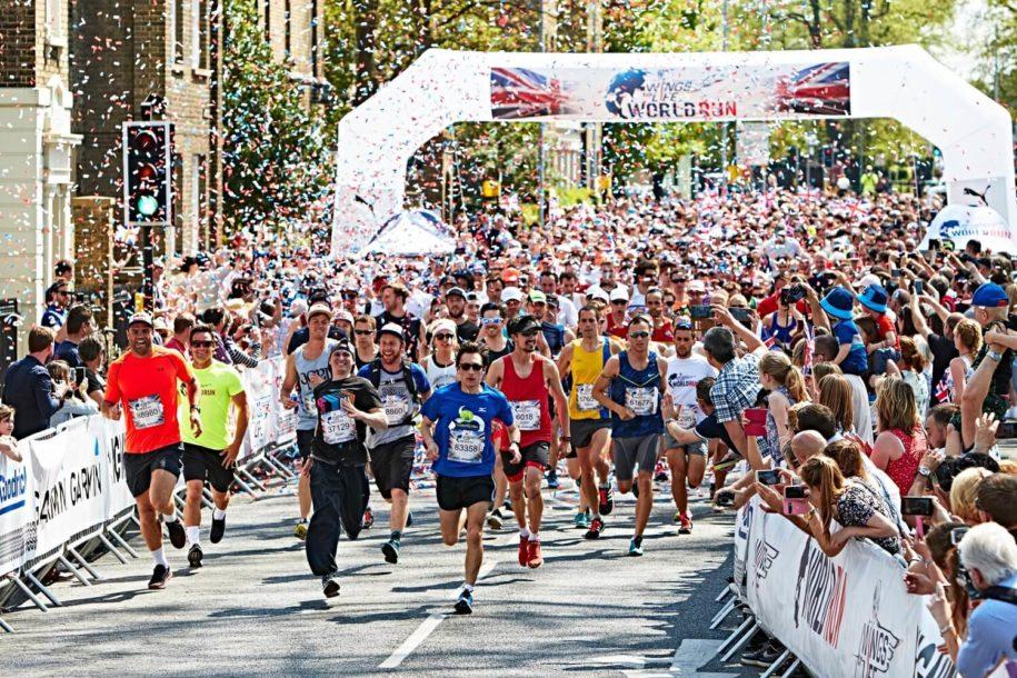 Red Bull Wings for Life World Run