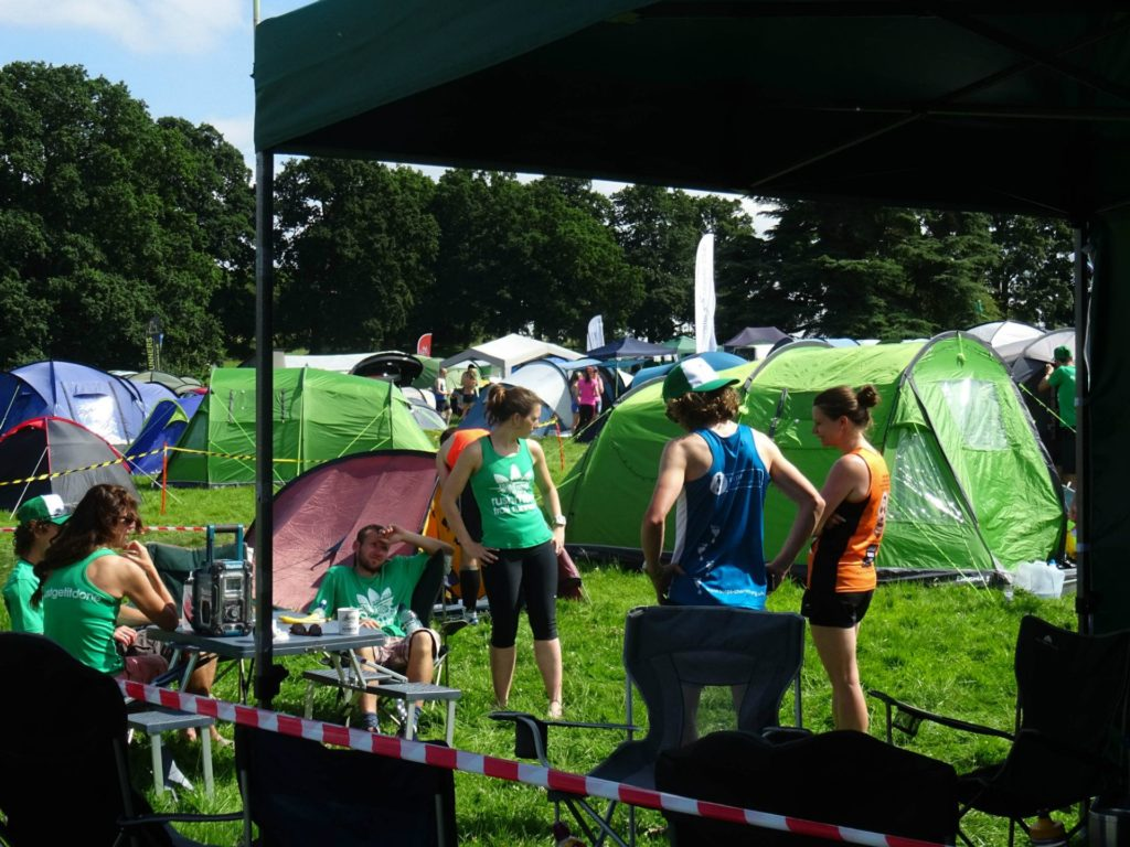 Rushmere Trail Runners camp